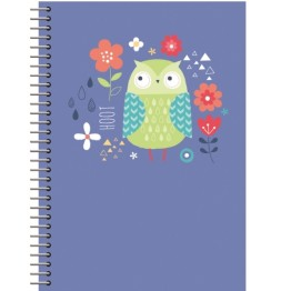 Paperdot Owl Notebook