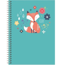 Paperdot Fox Notebook