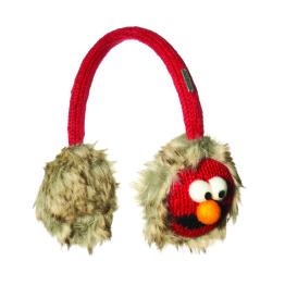 Elmo Earmuffs