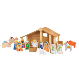EverEarth Nativity Set