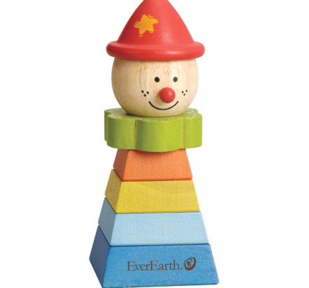 EverEarth Stacking Clown