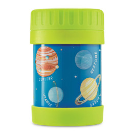 Crocodile Creek Food Jar - Solar System
