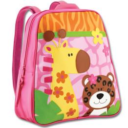 Stephen Joseph Go-Go Backpack - Girl Zoo