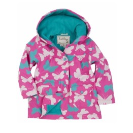 Hatley Raincoat Graphic Butterflies