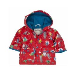 Hatley Infant Raincoat Robots