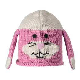 Knitwits Cotton Beanie Bunny