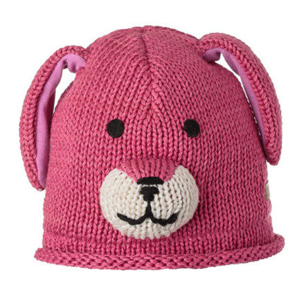 Knitwits Cotton Beanie Doggy