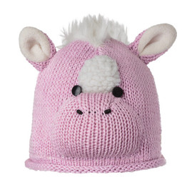 Knitwits Cotton Beanie Horse