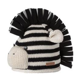 Knitwits Cotton Beanie Zebra