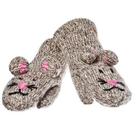 Knitwits Mittens Mimi the Mouse