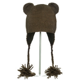 Knitwits Brown Bear Animal Hat