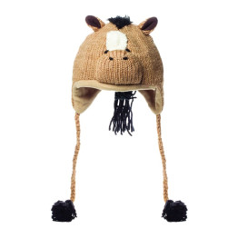 Knitwits Horse Animal Hat