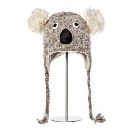 Knitwits Kirby the Koala Animal Hat
