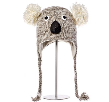 Knitwits Kirby the Koala Animal Hat