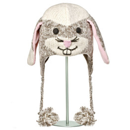 Knitwits Sadie the Sock Bunny Animal Hat