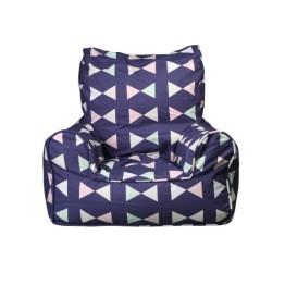 Lelbys Girls Bowtie Bean Chair