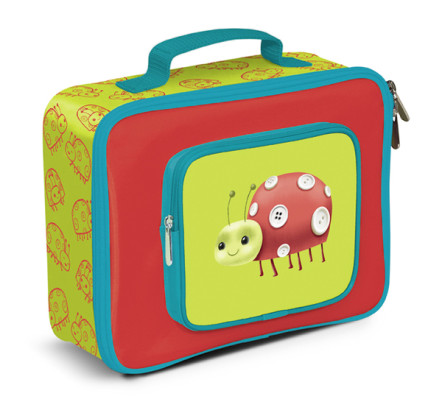 Crocodile Creek Lunchbox - Ladybug