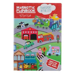 Tiger Tribe Magnetic Playbook Transport