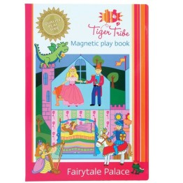 Tiger Tribe Magnetic Playbook Fairytale Palace