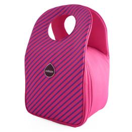 Milkdot-Lunch-Box-Stripe-Raspberry