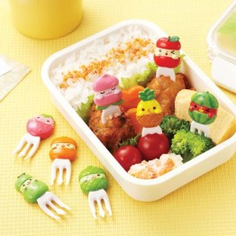 Bento Fruit Fork Picks