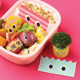 Bento Googly Eye Food Dividers