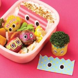 Bento Googly Eye Food Dividers