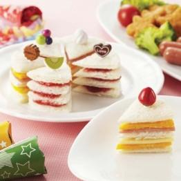 Bento Cake Cutter & Picks