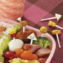 Bento Hamburger Picks