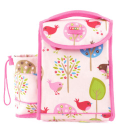 Penny Scallan Backpack Lunch Box Chirpy Bird