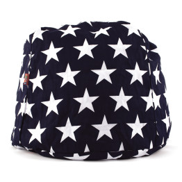 Penny Scallan Bean Bag Navy Star