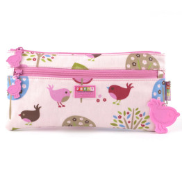 Penny Scallan Pencil Case Chirpy Bird