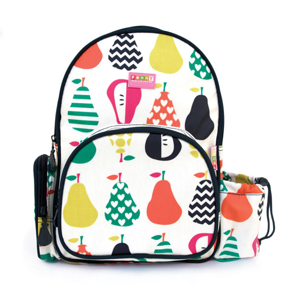 penny scallan medium backpack pear salad kids bags. Black Bedroom Furniture Sets. Home Design Ideas