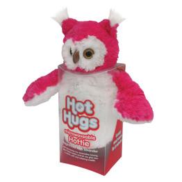 Aroma Home Pink Owl Hot Hug