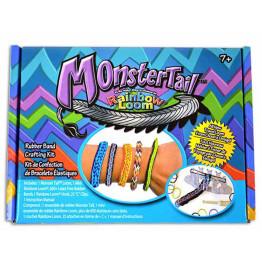 Rainbow Loom Monster Tail