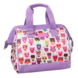 Sachi Insulated Ladies Lunch Bag Hoot Owl