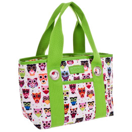 Sachi Insulated Lunch Bag Owl