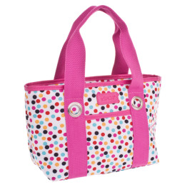 Sachi Lunch Bag Pink Confetti