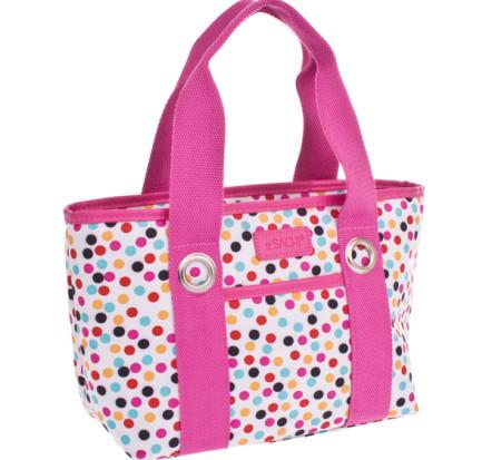 Sachi Lunch Bag Pink Confetti