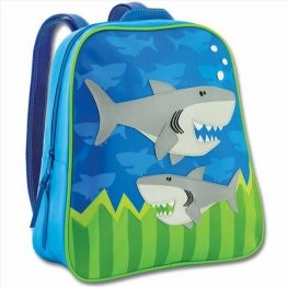 Stephen Joseph Go-Go Backpack - Shark