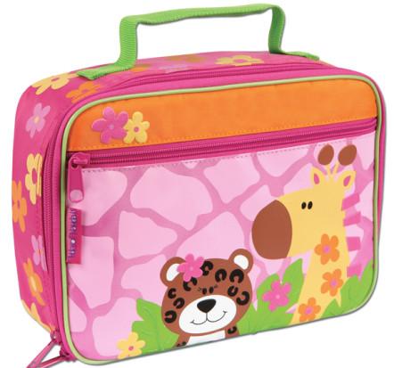 Stephen Joseph Lunch Box Girl Zoo