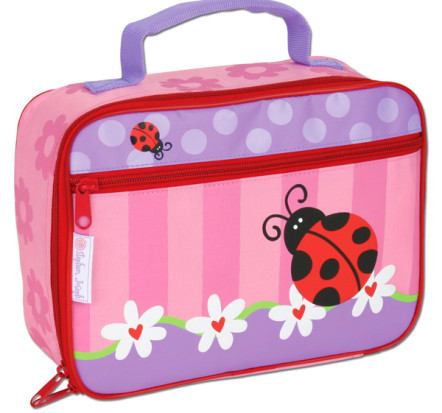 Stephen Joseph Lunch Box Ladybug