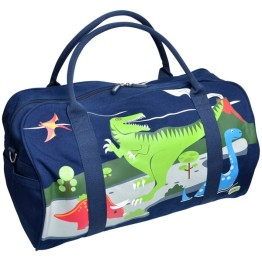 Bobble Art Dinosaur Duffle Bag