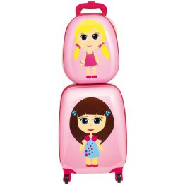 Bobble Art Hard Shell Luggage Set