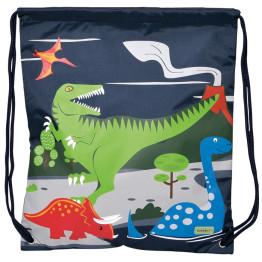 bobble art swimming bag dinosaur