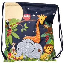 Bobble Art Library Bag Jungle