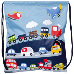 Bobble Art Swimming Bag Traffic