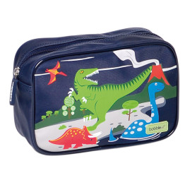 Bobble Art Dinosaur Utility Bag