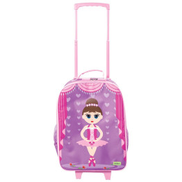 Bobble Art Wheelie Bag Ballerina