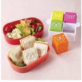 Sandwich Cutter & Stamp Set